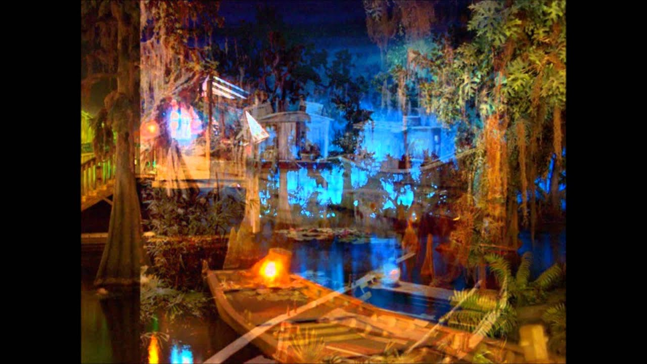Designing Disney Backyard Imagineering The Blue Bayou