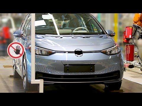Volkswagen EV Factory – VW ID.3 Production Line