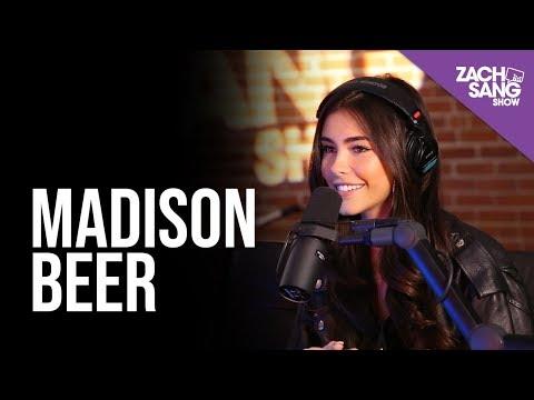 Madison Beer Talks Upcoming  Aliens & Social Media