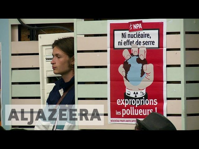France election: Small parties strike chord with voters
