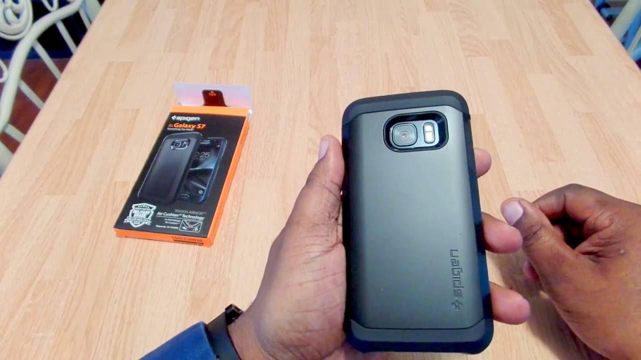 lowest price ae177 760fe Spigen Tough Armor Case For Samsung Galaxy S7