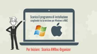 AWDoc Organizer-attivazione e installazione