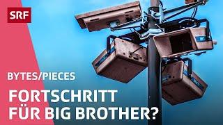 Einfachere Handyüberwachung für die Schweizer Polizei | Bytes/Pieces