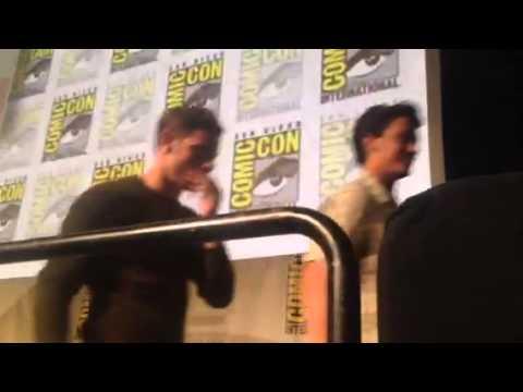 Fantastic Four Cast Departs Stage After Comic-Con Panel #SDCC