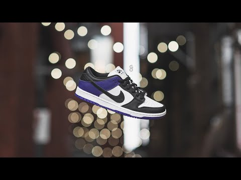 "Nike SB Dunk Low Pro ""Court Purple"": Review & On-Feet"