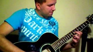Офицеры Газманов Уроки игры на гитаре Виталик Мясников