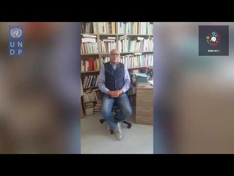 AKID2030 - Message de solidarité du professeur Miloud Loukili