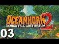 Oceanhorn 2 - Cornfox & Brothers - Walkthrough Part 3 - iPhone X - Apple Arcade
