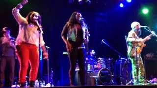 Groundation in Santa Cruz, CA on Dec. 10, 2013 (2nd Set Song)