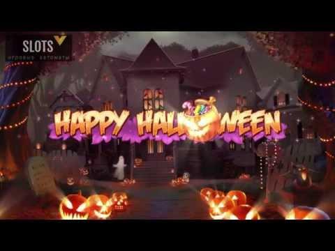 Щедрое вознаграждение на аппарате Happy Halloween (Хелоуин)