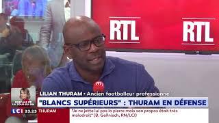 Lilian Thuram accusé de racisme