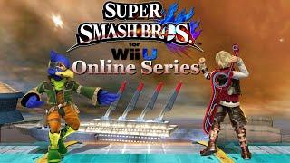 Super Smash Bros. Wii U: Online Series - Set 01 (1-on-1)