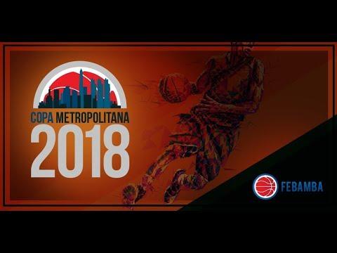#CopaMetropolitana2018 -  Social Lanus  Vs. Ateneo Popular Versalles