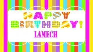 Lamech   Wishes & Mensajes