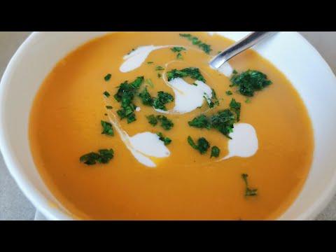#thermomix-soupe-au-potiron-et-aux-pommes-de-terre-en-21-min-😋😋😋😋-#soupe