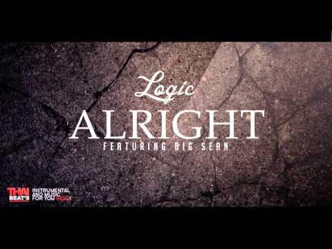 Logic ft. Big Sean - Alright (Studio Instrumental)