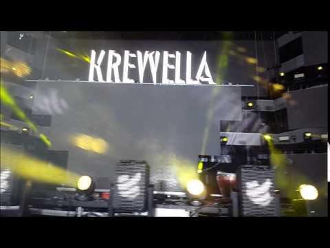 Krewella World Club Dome 2015