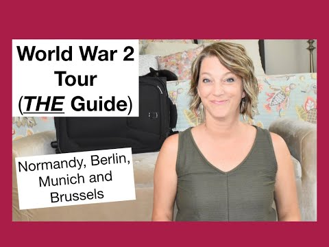 Travel World War 2 Tour (Band Of Brothers)