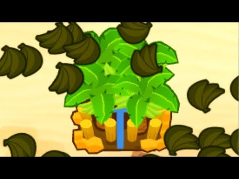 Using Banana Farms In Half Cash Is Depressing... (Bloons TD 6)