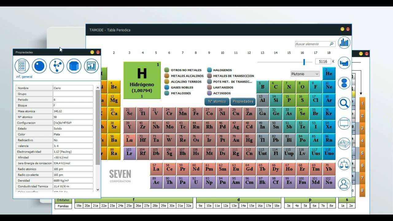 Software de quimica tabla peridica de los elementos qumicos software de quimica tabla peridica de los elementos qumicos tamode v 200 urtaz Images