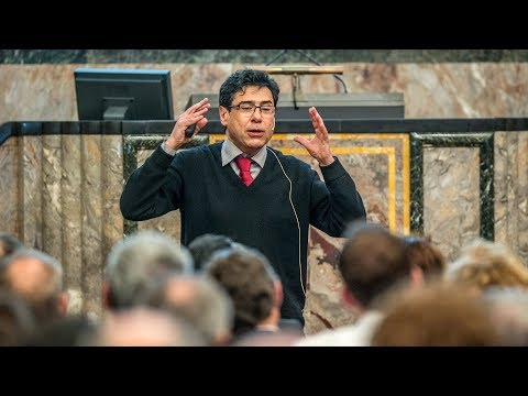 Prof. Philippe Aghion: Innovation, Creative Destruction, and the Smart State