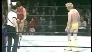 World Of Sport - Mark Rollerball Rocco vs Mal Sanders pt.2