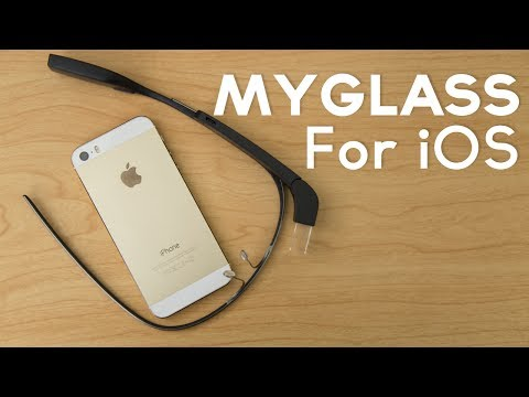 Google Glass: MyGlass For IOS Review Versus Android