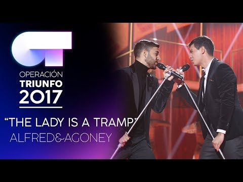 THE LADY IS A TRAMP - Alfred y Agoney | Gala 6 | OT...