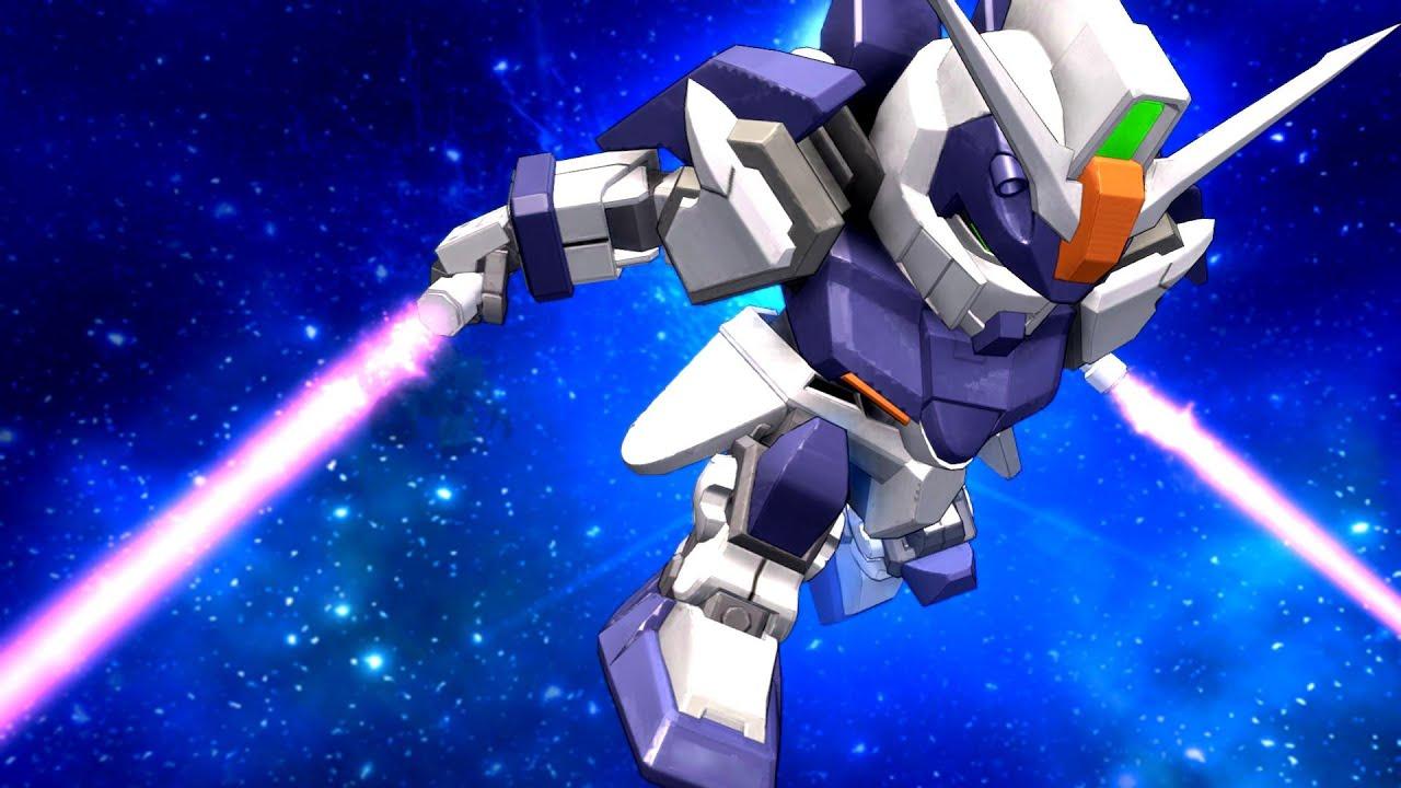 Sd Gundam Next Evolution Duel Gundam Sdgn Newtype