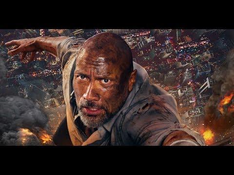 """""""Arranha-Céu"""": o gigante gentil Dwayne Johnson salva a pátria (de novo)"""