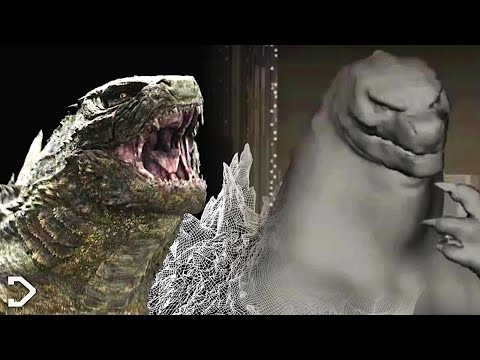 The History of CGI in Godzilla