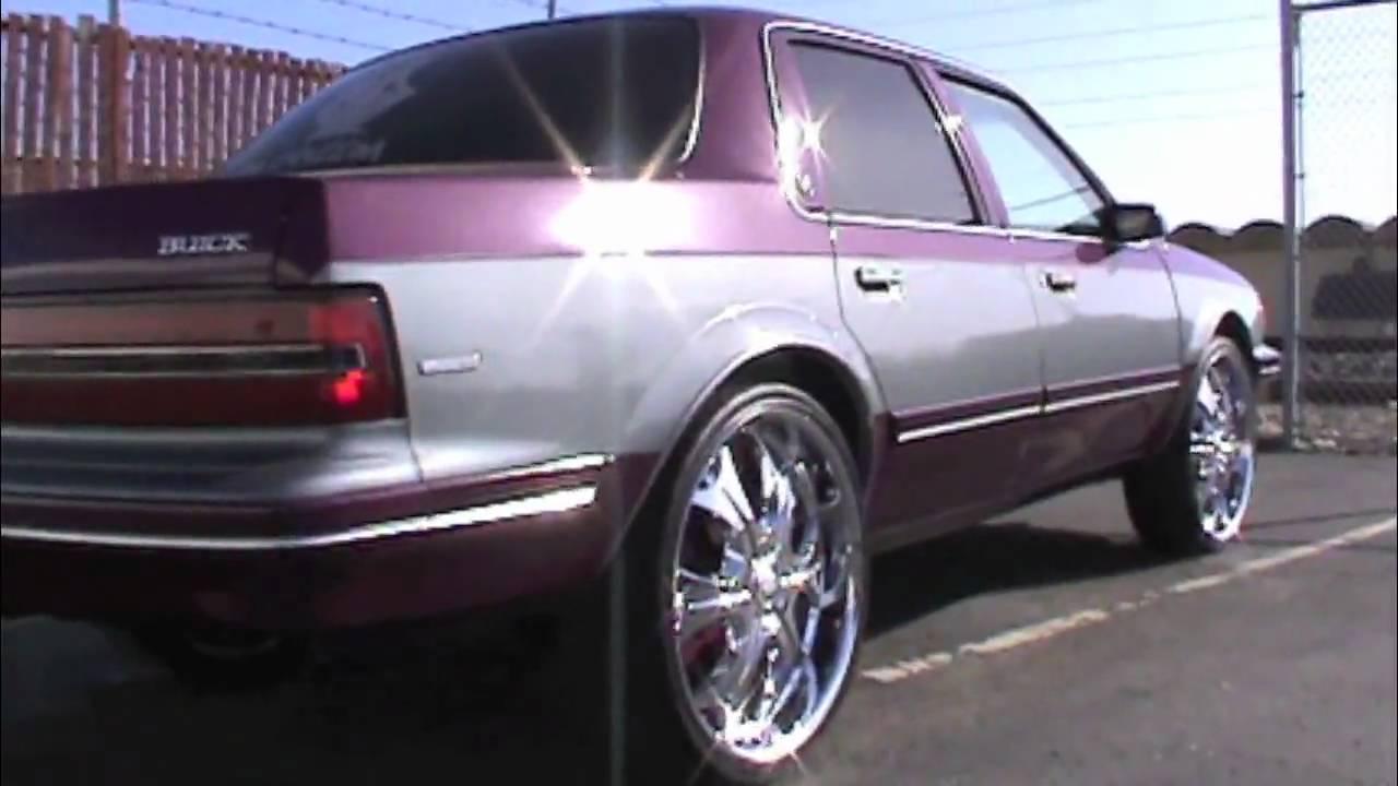 Wbr S 91 Buick Century Uncut Youtube