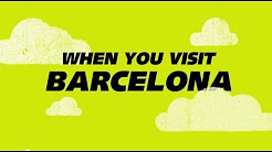 Goldcar Rental Car Barcelona airport T1 - Meeting point