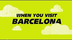 Goldcar Rental Car Barcelona airport T1 - Meeting point