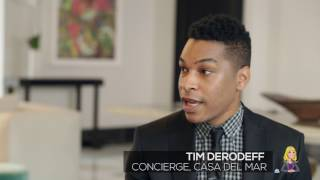 Ask A Concierge - Concierge Story with Timothy DeRodeff