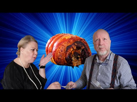 Dutch Family Tries Lechon Belly Filipino Style!!!!