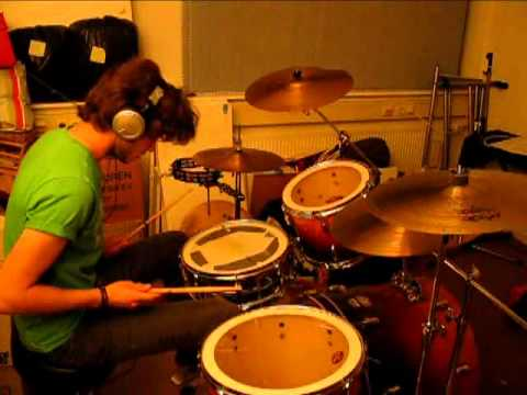 Young The Giant - Garands (drum cover)