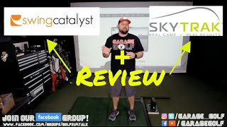 Swing Catalyst Software with Skytrak Integration