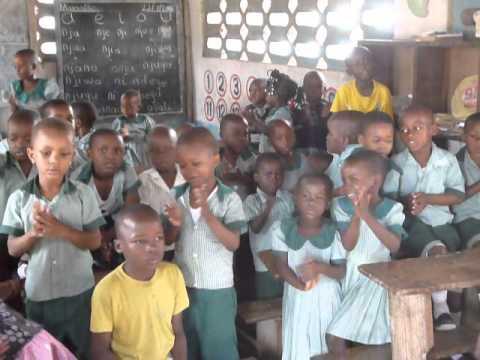 Small School - Dar Es Salaam