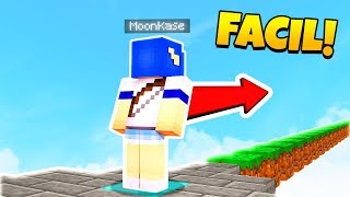 MOONKASE VS. MAPA MAIS FÁCIL DE MINECRAFT!