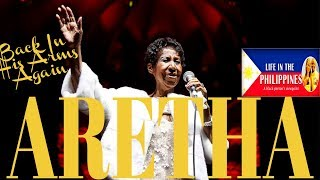 FAREWELL TO ARETHA FRANKLIN QUEEN OF SOUL