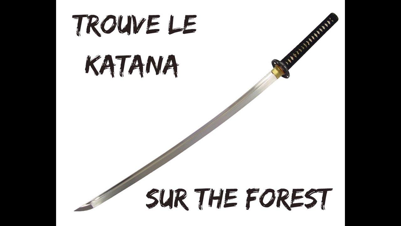 The Forest Katana