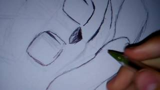 Уроки рисования чеширский кот