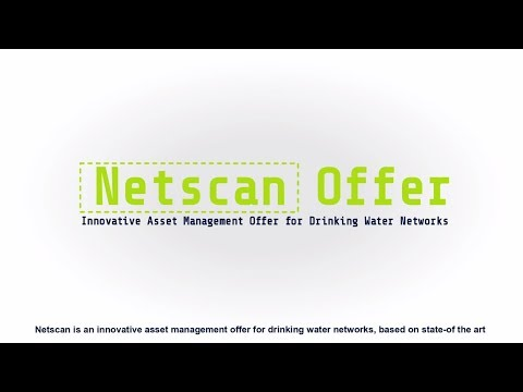 Netscan, an innovative solution to optimize pipe renewal plans - SUEZ