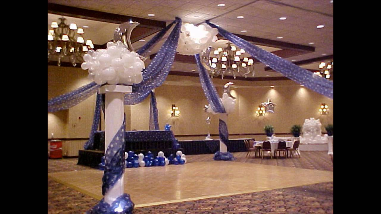 Awesome Dance Party Decorating Ideas Youtube