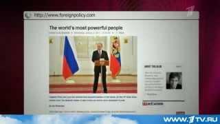 Первый канал пиарит Путина