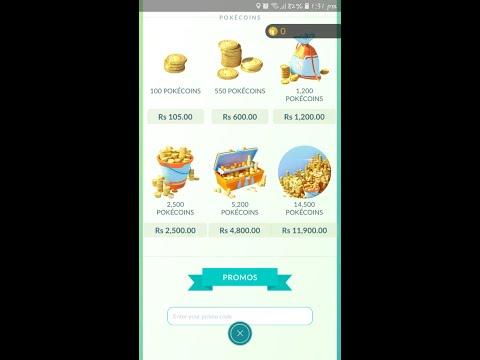 """Pokemon Go Promo Codes // 100% """"FREE"""" Pokecoins (August 2019)"""