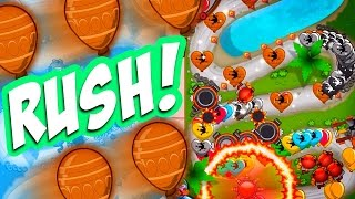 "R3 BANANZA Regen *Ceramic* Rush! ""RE-MATCH!"" [Bloons TD Battles]"