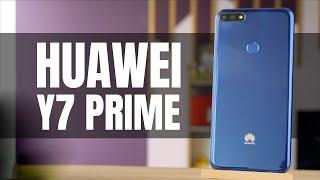Обзор Huawei Y7 Prime