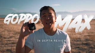 GoPro MAX Review: You need this camera!